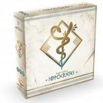 Hippocrates : disponible en français en précommande (expédition courant Novembre) / à partir de 12 ans, 1 à 2h, 1 à 4 joueurs