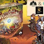 La VF du jeu Explorers of the Woodlands de From the Woods Studio sera faite par Matagot (disponible dès le lancement de la campagne KS)