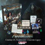 Abomination Continue Dr. Frankenstein's gruesome legacy : une extension? un PnP? hâte d'en savoir plus