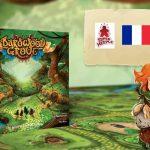 La version Française de BARDWOOD GROVE annoncée chez Super Meeple en collaboration avec FFG
